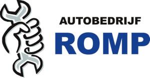 Autobedrijf Romp Logo